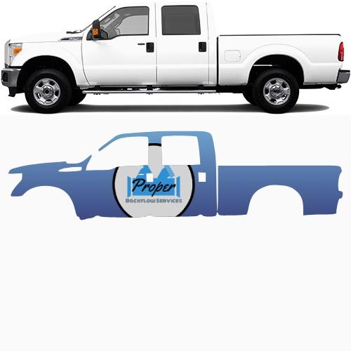 Truck Wrap #49131