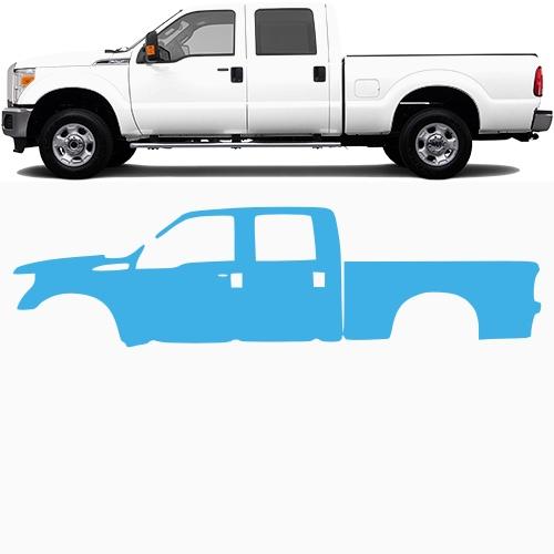 Truck Wrap #49135