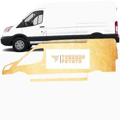 Transit Van Wrap #49162