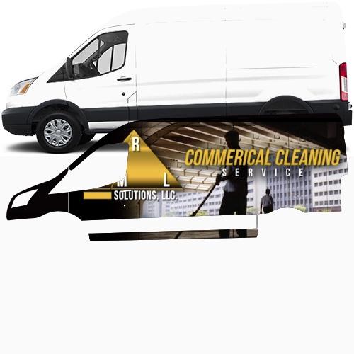 Transit Van Wrap #49199