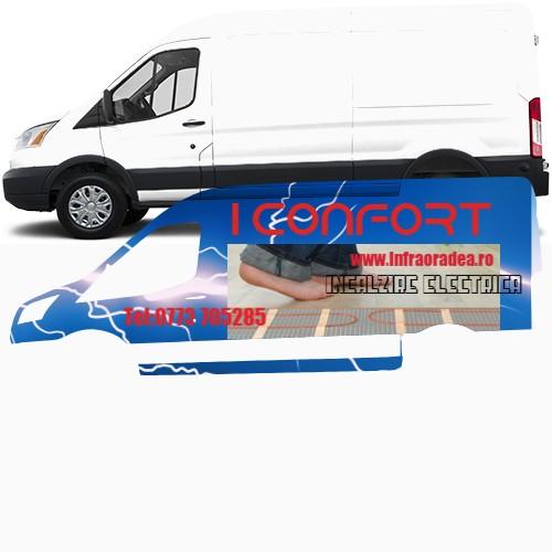 Transit Van Wrap #49232