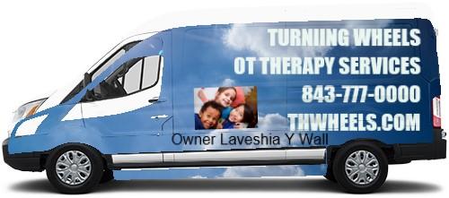 Transit Van Wrap #49440