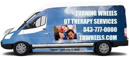 Transit Van Wrap #49442
