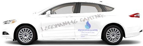 Sedan Wrap #49507