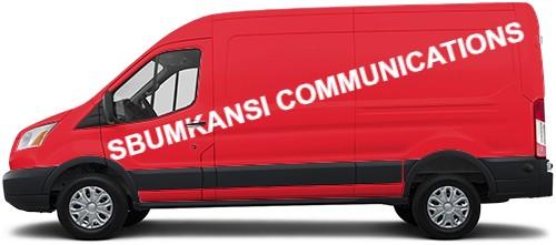 Transit Van Wrap #49556