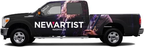 Truck Wrap #49657