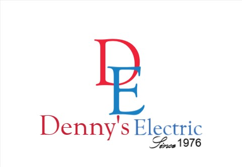 "Denny's Electric Car Decal 26""W  x 18""H"