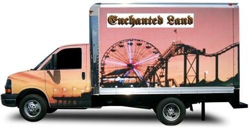 Box Truck Wrap #49704