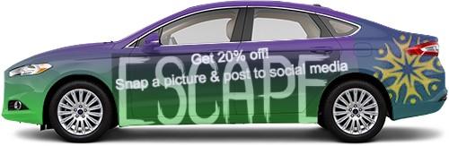 Sedan Wrap #49717
