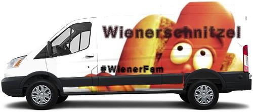 Transit Van Wrap #49742