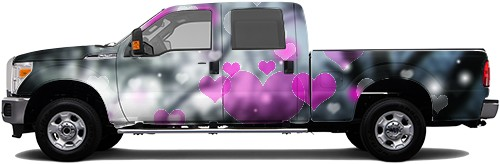 Truck Wrap #49761