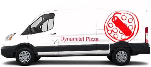 Transit Van Wrap #49764