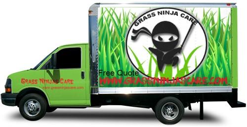 Box Truck Wrap #50080