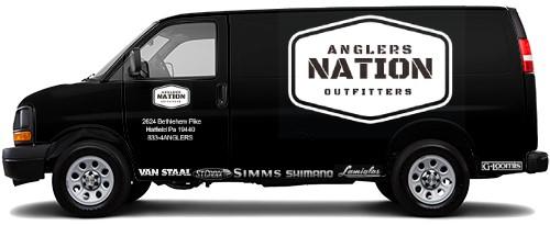 Cargo Van Wrap #50094