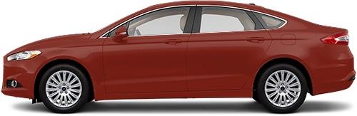 Sedan Wrap #50133