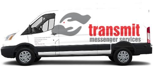 Transit Van Wrap #50143