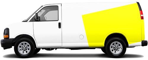 Cargo Van Wrap #50171