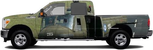 Truck Wrap #50283