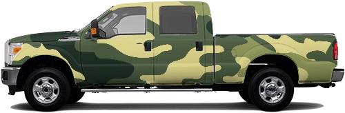 Truck Wrap #50287