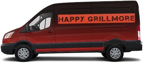 Transit Van Wrap #50369