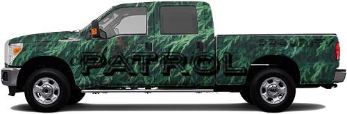 Truck Wrap #50484
