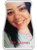 RIP jazmin Car Mats Front