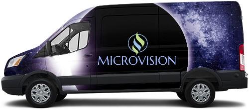 Transit Van Wrap #50548