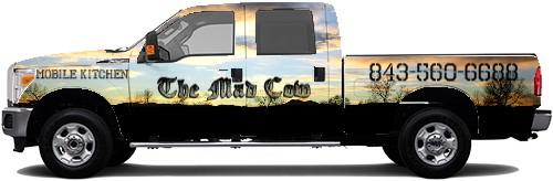 Truck Wrap #50622