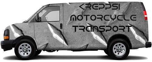 Cargo Van Wrap #50629