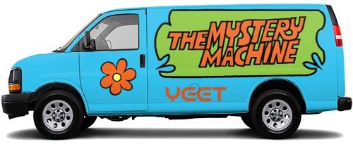 Cargo Van Wrap #50746