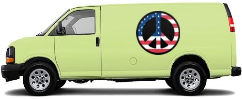 Cargo Van Wrap #50755
