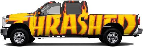 Truck Wrap #50956