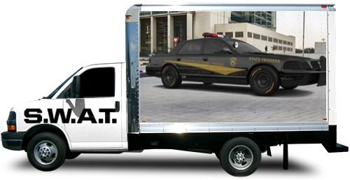 Box Truck Wrap #50958