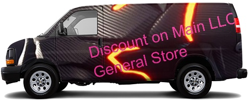 Cargo Van Wrap #51043