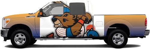 Truck Wrap #51049