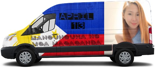 Transit Van Wrap #51077