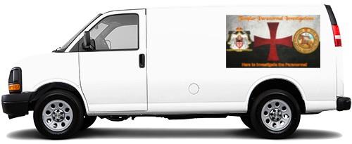 Cargo Van Wrap #51166