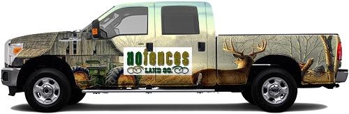 Truck Wrap #51171