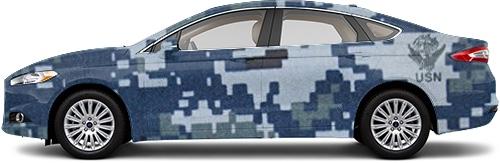 Sedan Wrap #51245