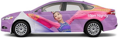 Sedan Wrap #51303