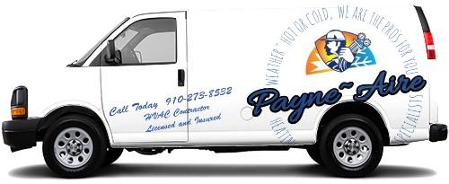 Cargo Van Wrap #51331