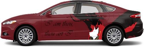 Sedan Wrap #51376