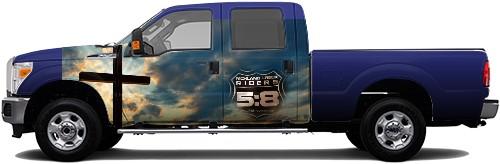 Truck Wrap #51404