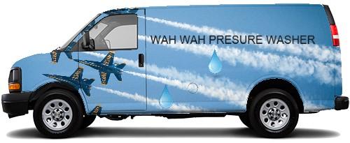 Cargo Van Wrap #51474