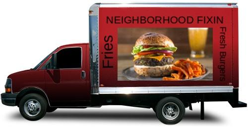 Box Truck Wrap #51565