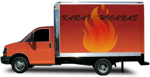 Box Truck Wrap #51604