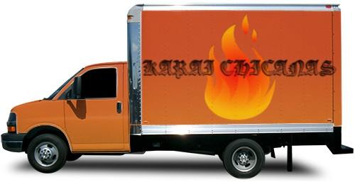 Box Truck Wrap #51605