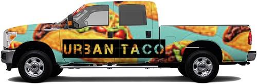 Truck Wrap #51621