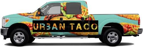 Truck Wrap #51623