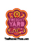 "Freight Yard Car Decal 27""W x 24""H"
